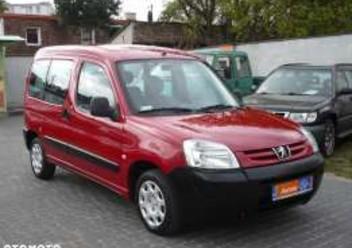 Pokrowce ochronne Peugeot Partner I