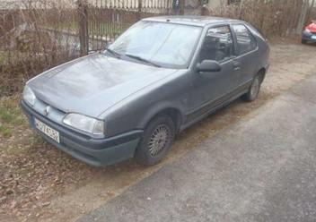 Pokrowce samochodowe Renault 19 FL