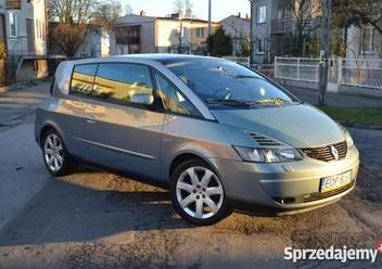 Pokrowce samochodowe Renault Avantime