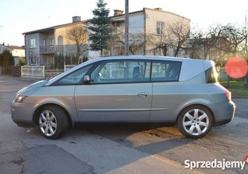 Podręczniki / Literatura / Przeglądy Renault Avantime