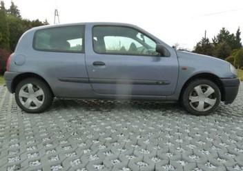Szczęki hamulcowe przednie Renault Clio I FL