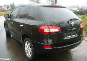 Dywaniki samochodowe Renault Koleos FL II