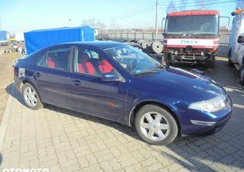Pokrowce ochronne Renault Laguna II