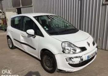 Pokrowce samochodowe Renault Modus FL