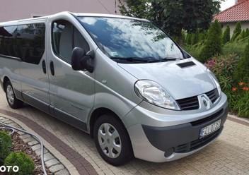Dywaniki samochodowe Renault Trafic III