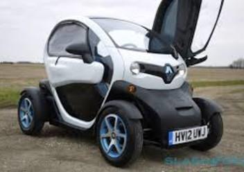 Dywaniki samochodowe Renault Twizy