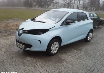 Dywaniki samochodowe Renault Zoe