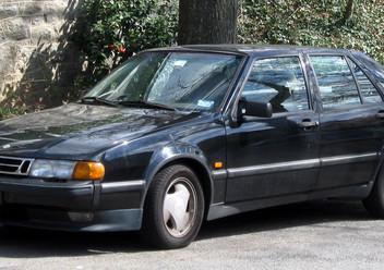 Pokrowce ochronne Saab 9000 FL