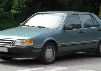 Podręczniki / Literatura / Przeglądy Saab 9000 FL