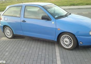 Szczęki hamulcowe przednie Seat Ibiza II