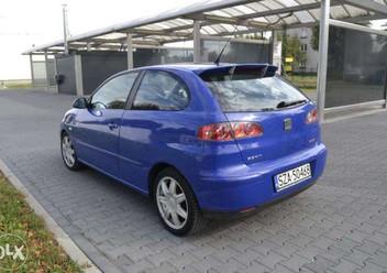Dywaniki samochodowe Seat Ibiza IV