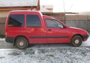 Dywaniki samochodowe Seat Inca