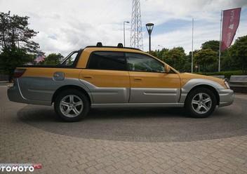 Dywaniki samochodowe Subaru Baja