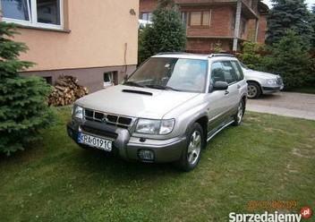 Pokrowce samochodowe Subaru Forester SH