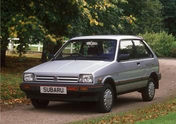 Serwo hamulca Subaru Justy IV