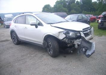 Dywaniki samochodowe Subaru XV