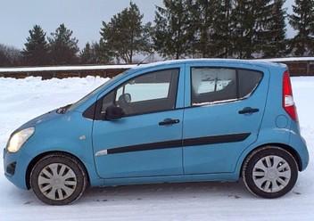 Dywaniki samochodowe Suzuki Splash
