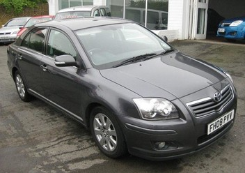 Pompa ABS Toyota Avensis III