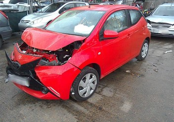 Serwo hamulca Toyota Aygo II