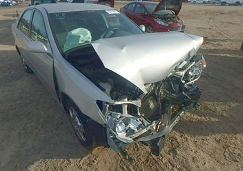 Pokrowce samochodowe Toyota Camry VI
