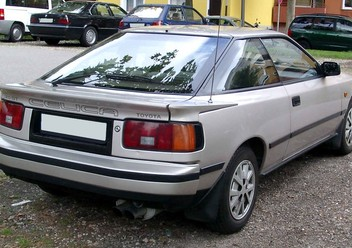 Serwo hamulca Toyota Celica T16