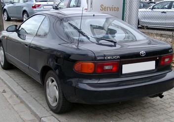 Dywaniki samochodowe Toyota Celica T18