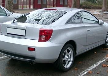 Pompa hamulcowa Toyota Celica T23