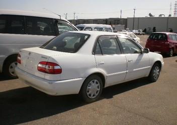 Dywaniki samochodowe Toyota Corolla VIII