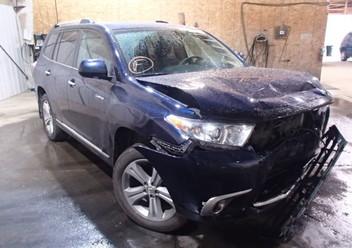 Pokrowce ochronne Toyota Highlander I