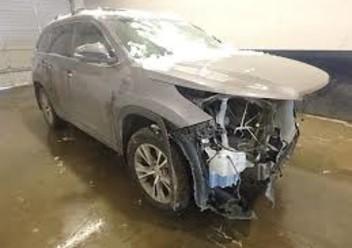 Pokrowce samochodowe Toyota Highlander II