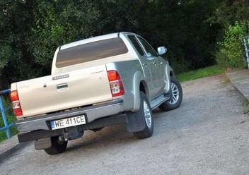 Pokrowce ochronne Toyota Hilux IV
