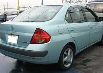 Dywaniki samochodowe Toyota Prius I