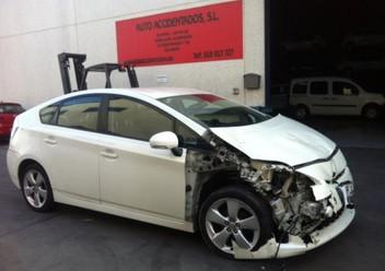 Dywaniki samochodowe Toyota Prius III