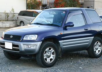 Regulator siły hamowania Toyota RAV4 II