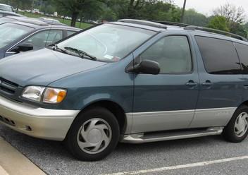 Linki hamulcowe Toyota Sienna I
