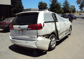 Serwo hamulca Toyota Sienna II