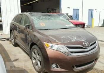 Podręczniki / Literatura / Przeglądy Toyota Venza