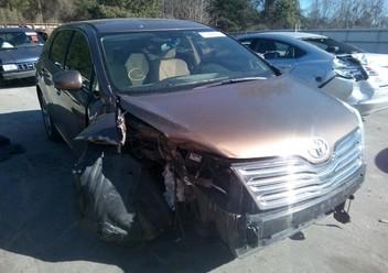 Pokrowce ochronne Toyota Venza