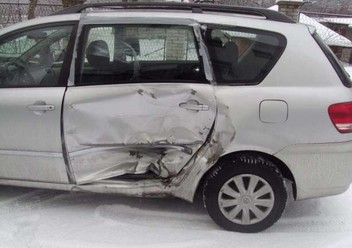 Dywaniki samochodowe Toyota Verso FL