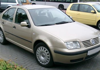Pokrowce samochodowe Volkswagen Bora