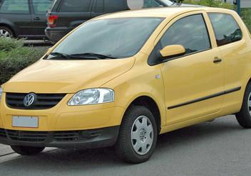 Regulator siły hamowania Volkswagen Fox