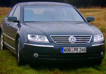 Pokrowce samochodowe Volkswagen Phaeton FL II