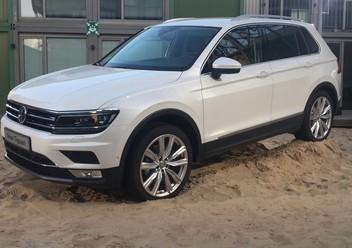 Pokrowce ochronne Volkswagen Tiguan FL
