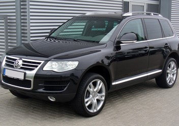 Regulator siły hamowania Volkswagen Touareg II
