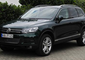 Podręczniki / Literatura / Przeglądy Volkswagen Touareg I FL
