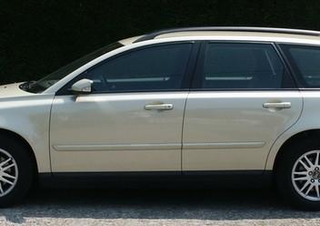 Szczęki hamulcowe przednie Volvo V50