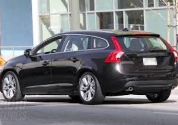 Podręczniki / Literatura / Przeglądy Volvo V60